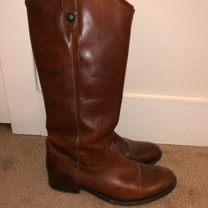 FRYE AUTHENTIC MELISSA BUTTON BOOT